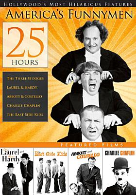 25 HOURS OF AMERICA'S FUNNYMEN VOL 1 BY LAUREL,STAN (DVD)